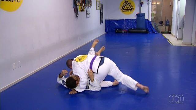 Atletas do jiu-jítsu conquistam medalhas na Regional Centro-Oeste