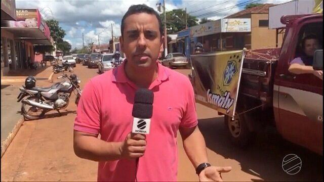 Angélica-MS está em festa para ver a estreia de Ismaily na Seleção Brasileira
