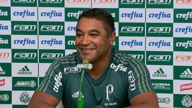 Veja a íntegra da coletiva do técnico Roger Machado, do Palmeiras