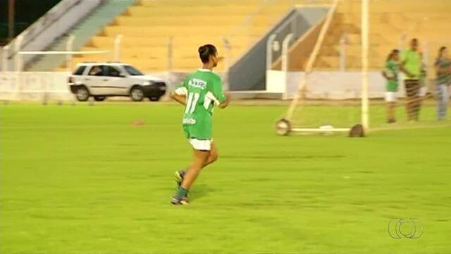 Gurupi faz último treino antes de enfrentar o 3B-AM pelo Brasileiro Feminino