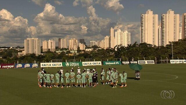 Goiás está pronto para enfrentar a Anapolina, no Jonas Duarte