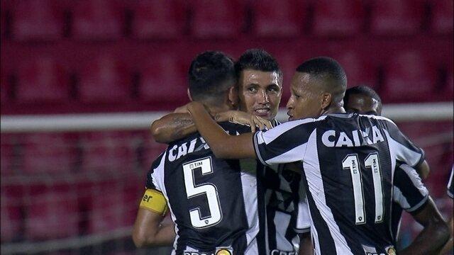 Os gols de Sport 1 x 1 Botafogo pela 2ª rodada do Campeonato Brasileiro