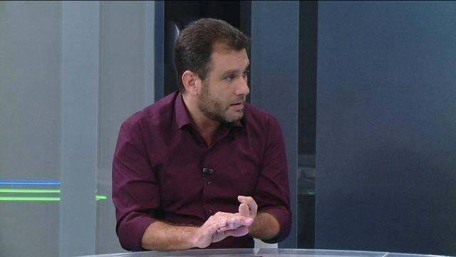 """Loffredo vê Palmeiras abaixo do esperado, mas ameniza: """"Não é nenhum horror"""""""
