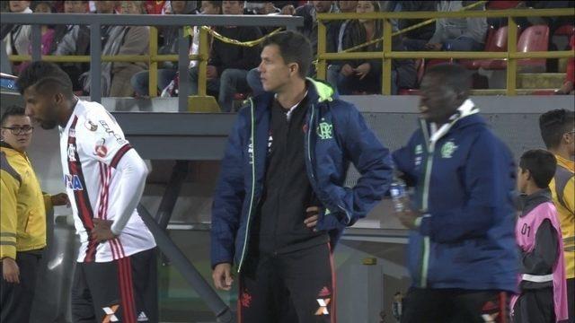 Comentaristas analisam situação de Barbieri no Flamengo