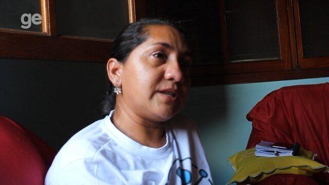 Mãe de paratleta fala de missão especial em cuidar de filho