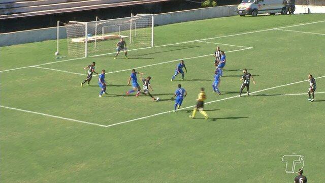 Nacional do AM vence São Raimundo por 2 a 0 no Colosso do Tapajós