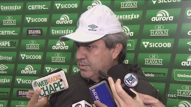Após classificação e 1ª vitória, Chape recupera confiança e busca equilíbrio na Série A