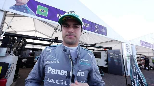 Nelsinho Piquet confirma que não virá mais ao Brasil disputar etapa da Stock Car