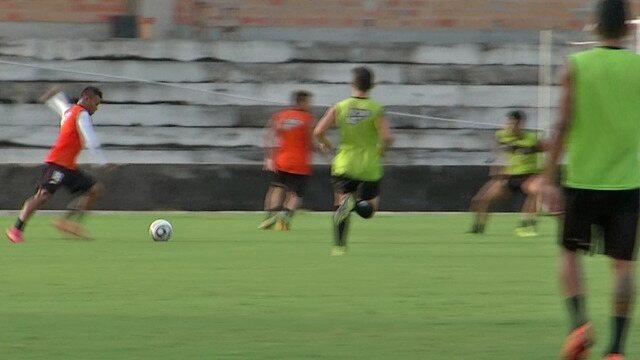 São Raimundo joga domingo em Santarém pela série D