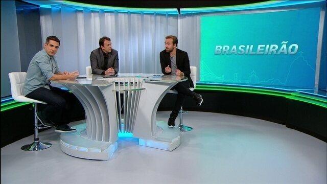 Comentaristas criticam reclamação do técnico do Flamengo contra a arbitragem