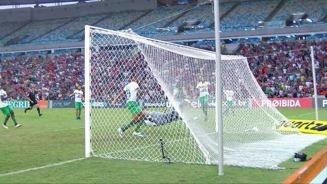 Os melhores momentos de Fluminense 3 x 1 Chapecoense pela 7ª rodada do Brasileirão