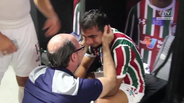 Confira os bastidores da vitória do Fluminense sobre a Chapecoense