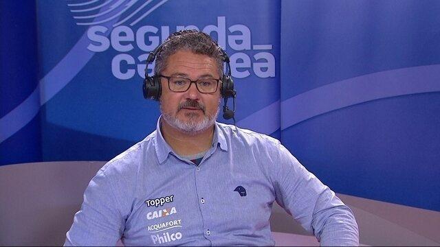 """Micale não vê vitória crucial para permanência: """"Paraná trabalha na contramão"""""""