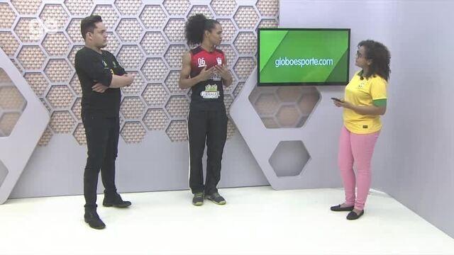 Representantes das equipes finalistas da Copa RO deVoleibol falam da final no GE
