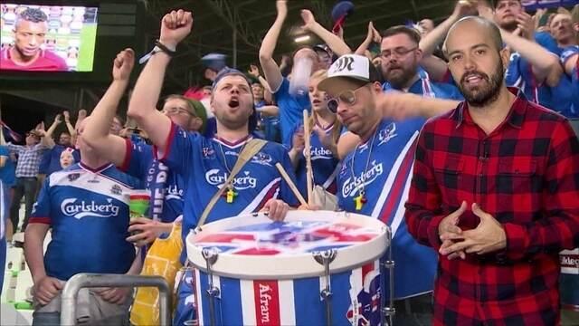 """""""Fala Muito!"""": as peculiaridades da Islândia, a queridinha da Copa do Mundo 2018"""