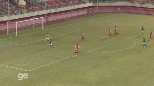 Assista os gols de Rio Branco-AC 1 x 2 , jogo de ida das oitavas de final da Série D