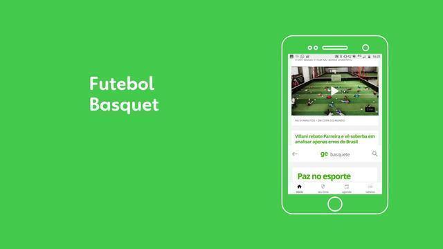 Novo app do Globoesporte.com está no ar