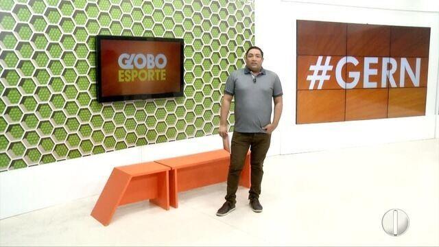Confira a íntegra do Globo Esporte desta terça-feira, dia 17 de julho