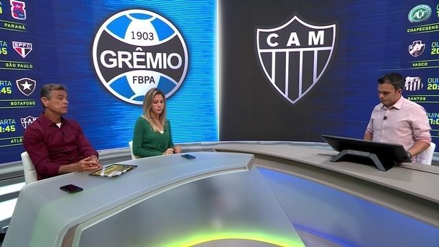 Para Luan, Grêmio enfrenta o Atlético-MG tendo que superar novos desafios