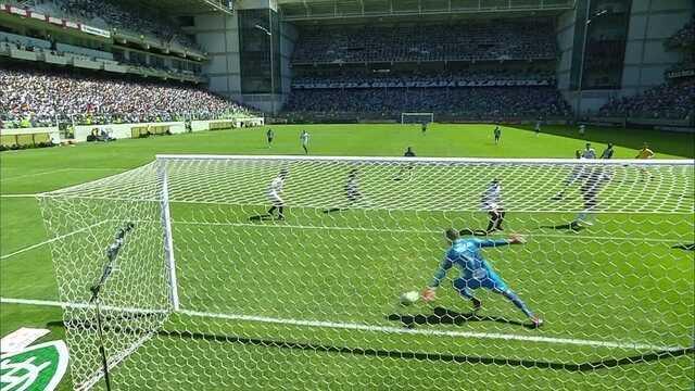 Melhores momentos de Atlético-MG 3 x 1 Santos pela 18ª rodada do Brasileirão