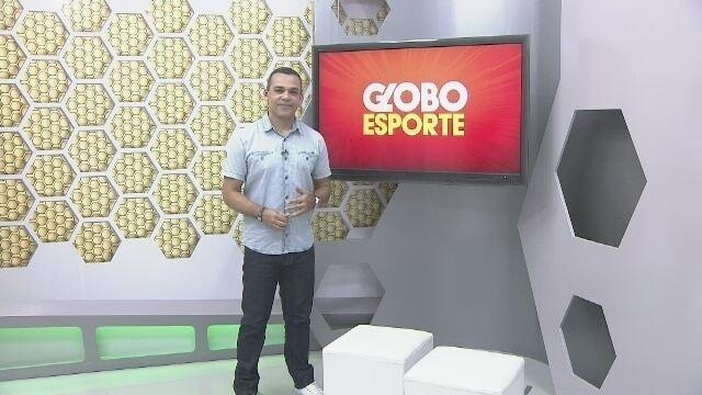 Assista o Globo Esporte Acre deste sábado (18/08/2018)