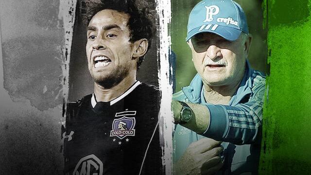 GEsdds: Valdivia x Felipão, relembre a trajetória dos dois ídolos do Palmeiras