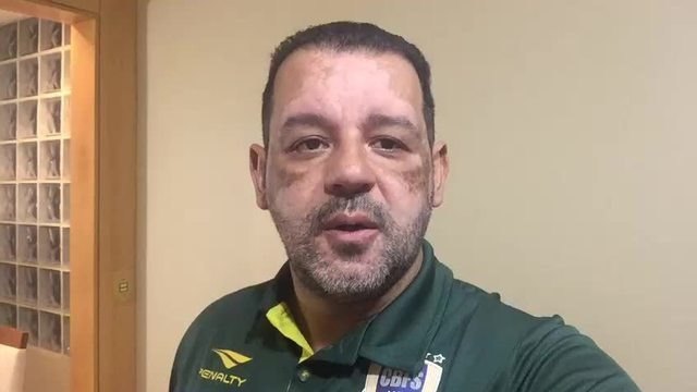 Marquinhos Xavier faz convite para clássico Brasil e Argentina