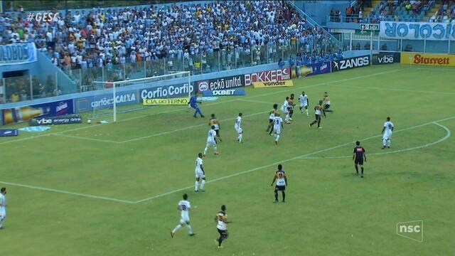 Criciúma segura pressão na Curuzu e arranca empate diante do Paysandu