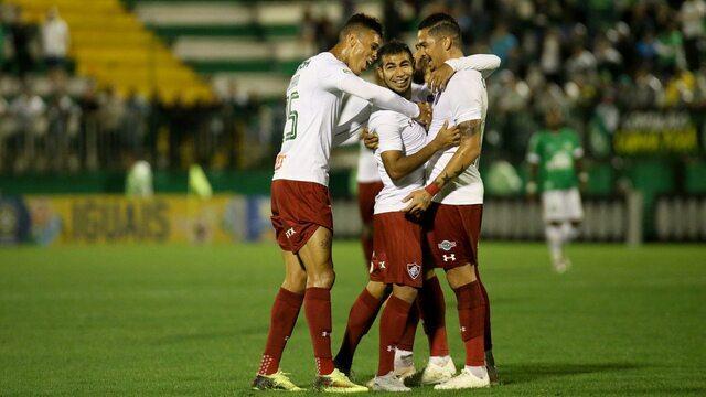 Melhores momentos: Chapecoense 1 x 2 Fluminense pela 26ª rodada do Brasileirão