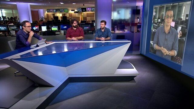 Comentaristas elogiam atuação de Martin Silva contra o Bahia
