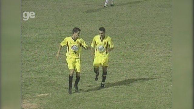 Reveja alguns gols de Luciano Henrique com a camisa do Atlético Sorocaba