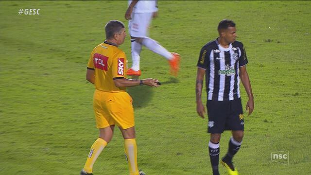 Figueira perde para a Ponte Preta e chega ao oitavo jogo sem vitória