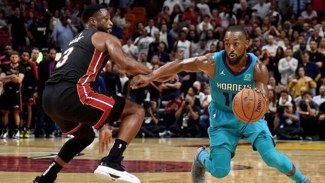 Melhores momentos de Charlotte Hornets 113 x 112 Miami Heat pela NBA