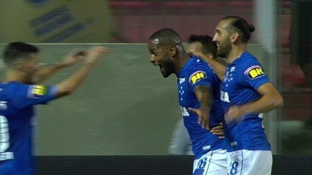 Os gols de Cruzeiro 3 x 0 Chapecoense pela 30ª rodada do Brasileirão 2018