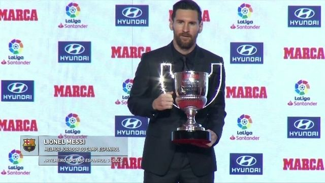 Messi à caça de Pelé? Redação discute números levantados pela imprensa espanhola