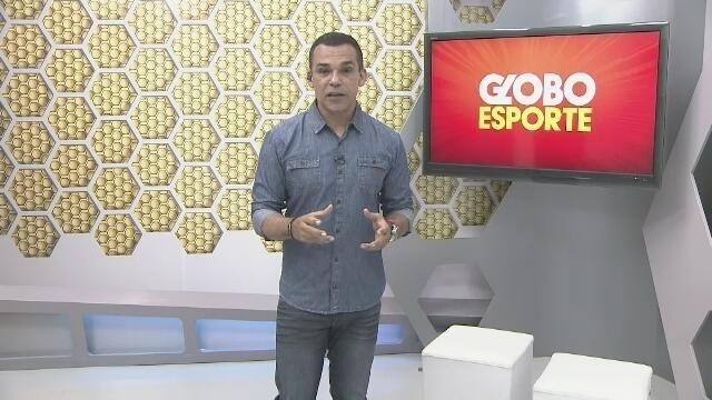 Assista a íntegra do Globo Esporte Acre desta quarta-feira (14/11/2018)