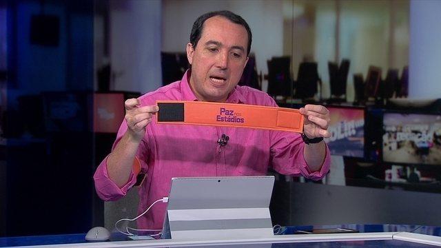 Grupo Globo lança campanha para promover a Paz nos Estádios