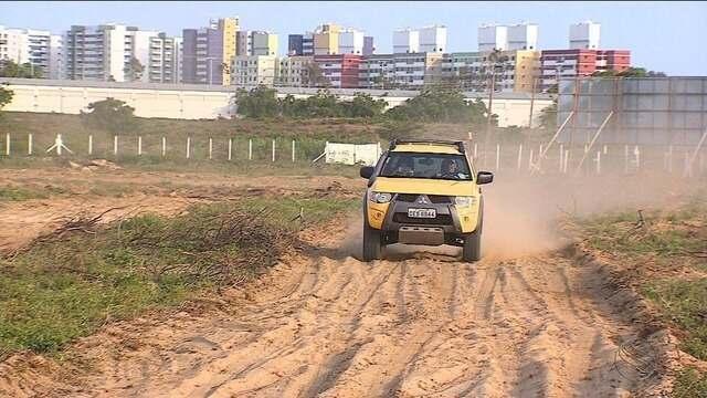Neste final de semana Aracaju receberá competição de rally 4x4