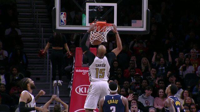 Melhores momentos: Denver Nuggets 98 x 106 Atlanta Hawks pela NBA