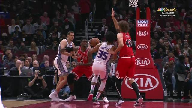 Melhores momentos: Kings 108 x 89 Bulls pela NBA