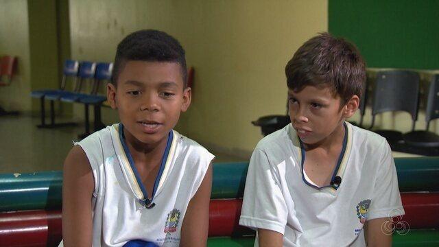 Veja o 3º bloco do Globo Esporte Acre desta quarta-feira (12/12/2018)