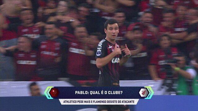 Central do Mercado: Flamengo desiste, mas São Paulo segue negociando com Athletico-PR por Pablo