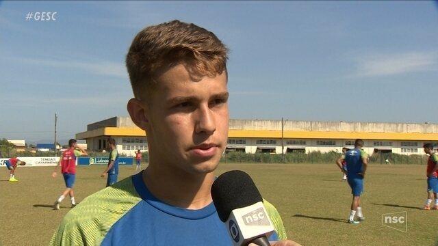 Representantes de SC aceleram preparativos para estreia na Copa SP