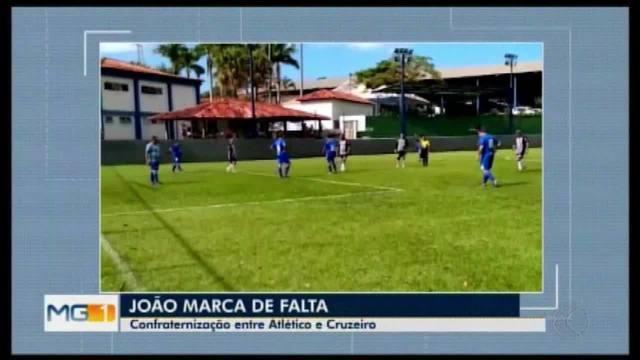 """Confraternização de amigos em Divinópolis é destaque do """"Tô na Integração"""""""