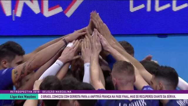 Retrospectiva SporTV - Vôlei Masculino