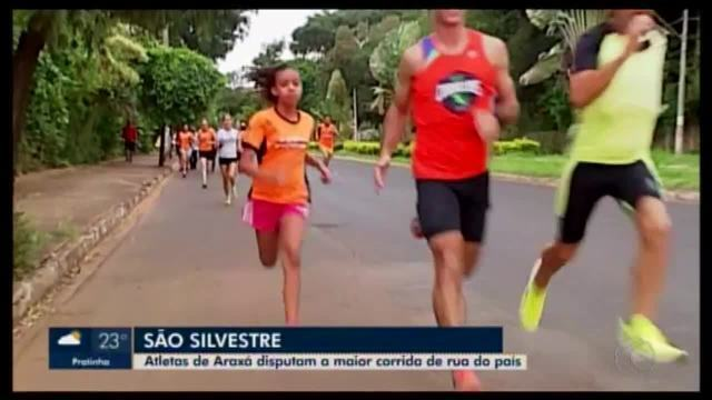 Grupo de corredores de Araxá fazem últimos ajustes antes da Corrida de São Silvestre