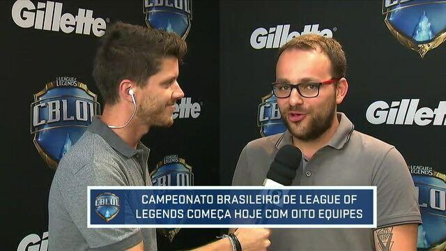 CBLol começa com vitória do Flamengo sobre a KaBuM