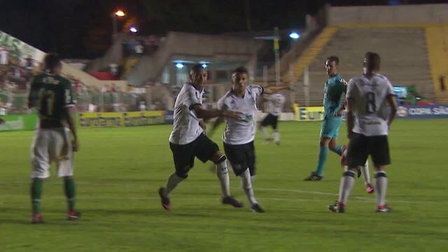 Os gols de Palmeiras 1 x 2 Figueirense pelas oitavas de final da Copa SP de Futebol Júnior