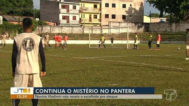 'Esporte no JT': treino e dúvidas no Pantera e destaques do GloboEsporte.com