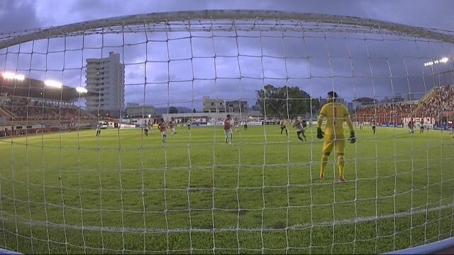 Os gols de Brusque 1x1 Hercilio Luz